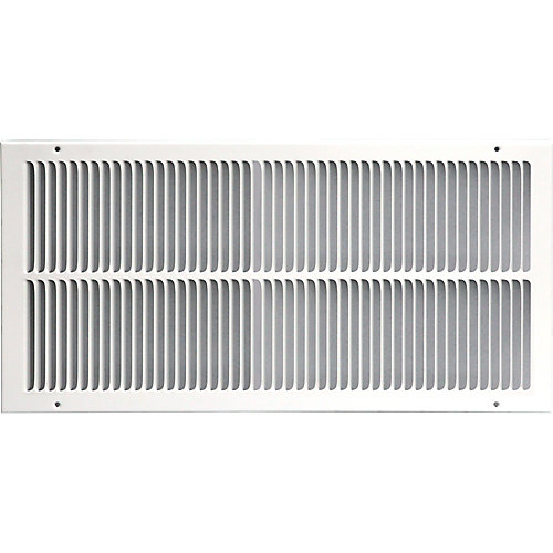 Grille dextraction d'air 14 x 24 po