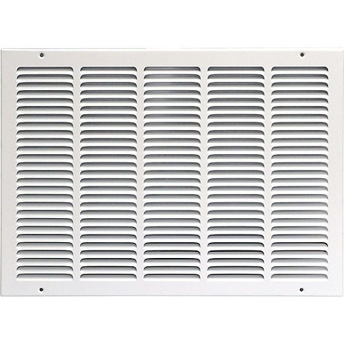 20 in. x 16 in. Return Air Grille Vent Cover