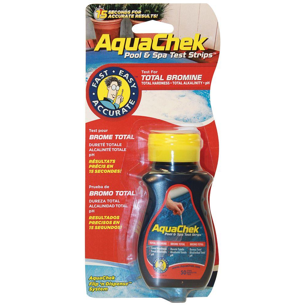 Aquachek Sodium Chloride Test Strips The Home Depot Canada