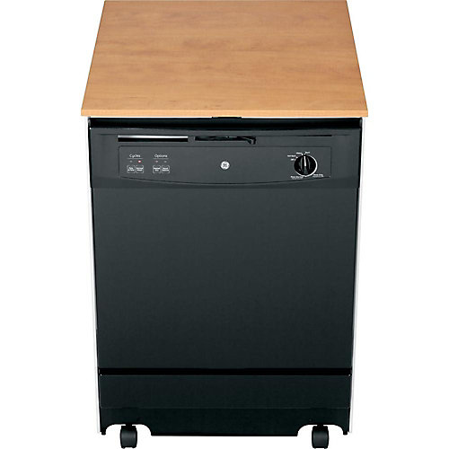 Lave-vaisselle Portatif Noir - GSC3500DBB