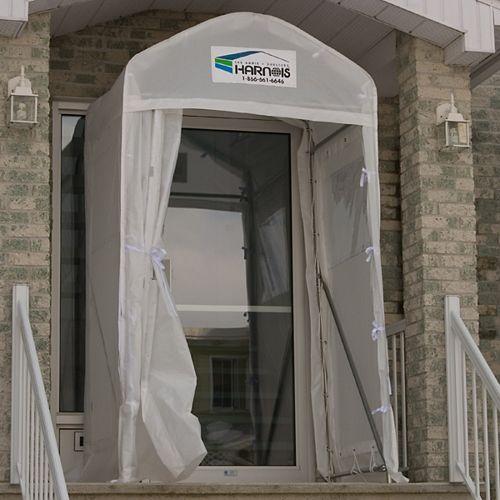 Vestibule Shelter - 4 ft. x 4 ft.