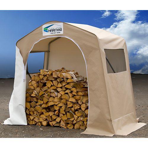 Abri à bois de chauffage - 41 pouces