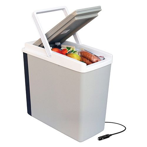 12V 17L Compact Electric Cooler