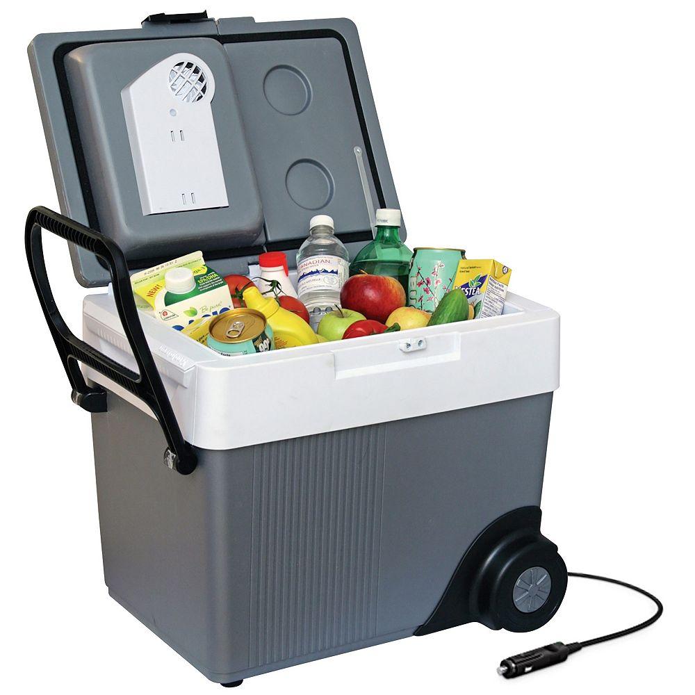 Koolatron Kargo Kooler 12V Travel Cooler with Wheels