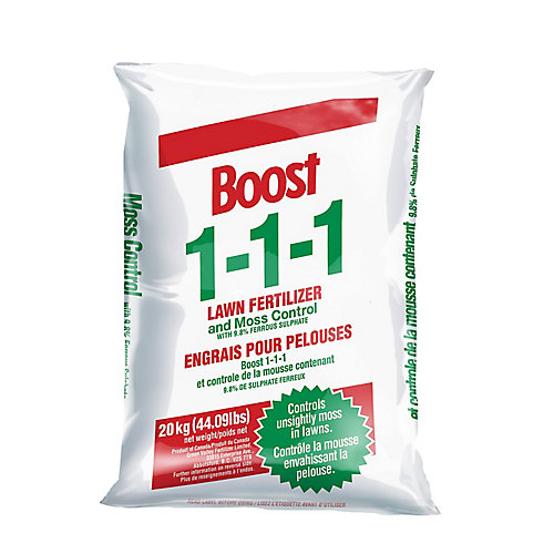 Moss Control Boost 1-1-1 20 kg