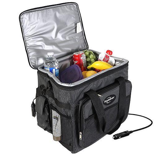Soft Bag 12V 24.5L Electric Travel Cooler