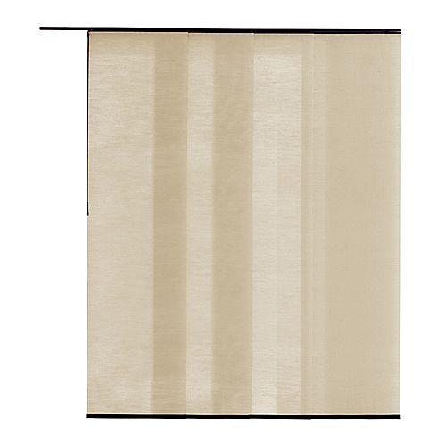 Panel Fabric Maui Tan 21.5-inch x 84-inch (Actual width 21.5-inch)