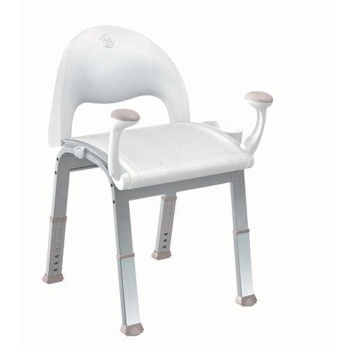 Premium Mesh Shower Chair