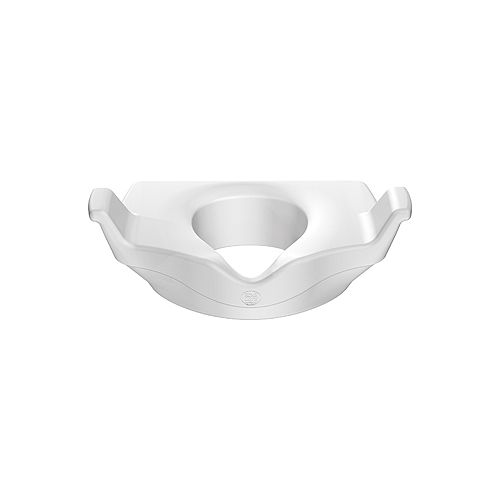 MOEN Locking Elevated Toilet Seat with Support Handles