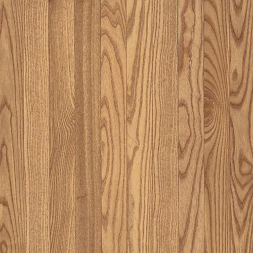 Bruce Plancher, bois massif, 3/4 po x 3 1/4 po, Chêne Country naturel, 22 pi2/boîte