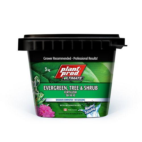 Evergreen & Shrub Fertilizer 30-10-10