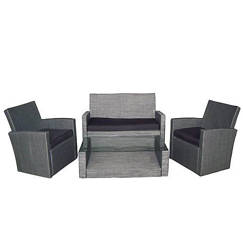 Sorbonne Deep Seater Set - (7-Piece)