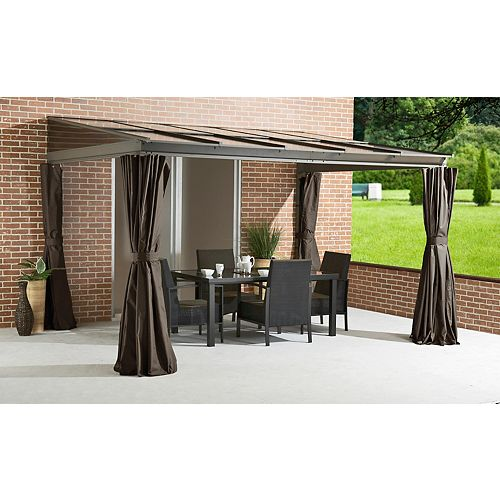 Pompano 10 ft. x 12 ft. Hard Top Sun Shelter