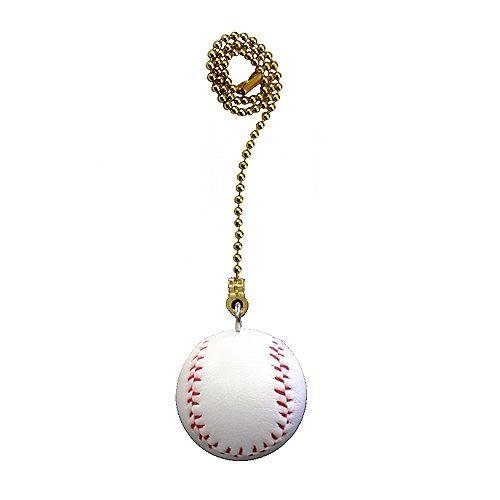 Sports Baseball 12 Inch Chain