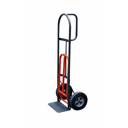 Chariot manuel à poignée fermée avec des pneus de 25 cm (10 po)