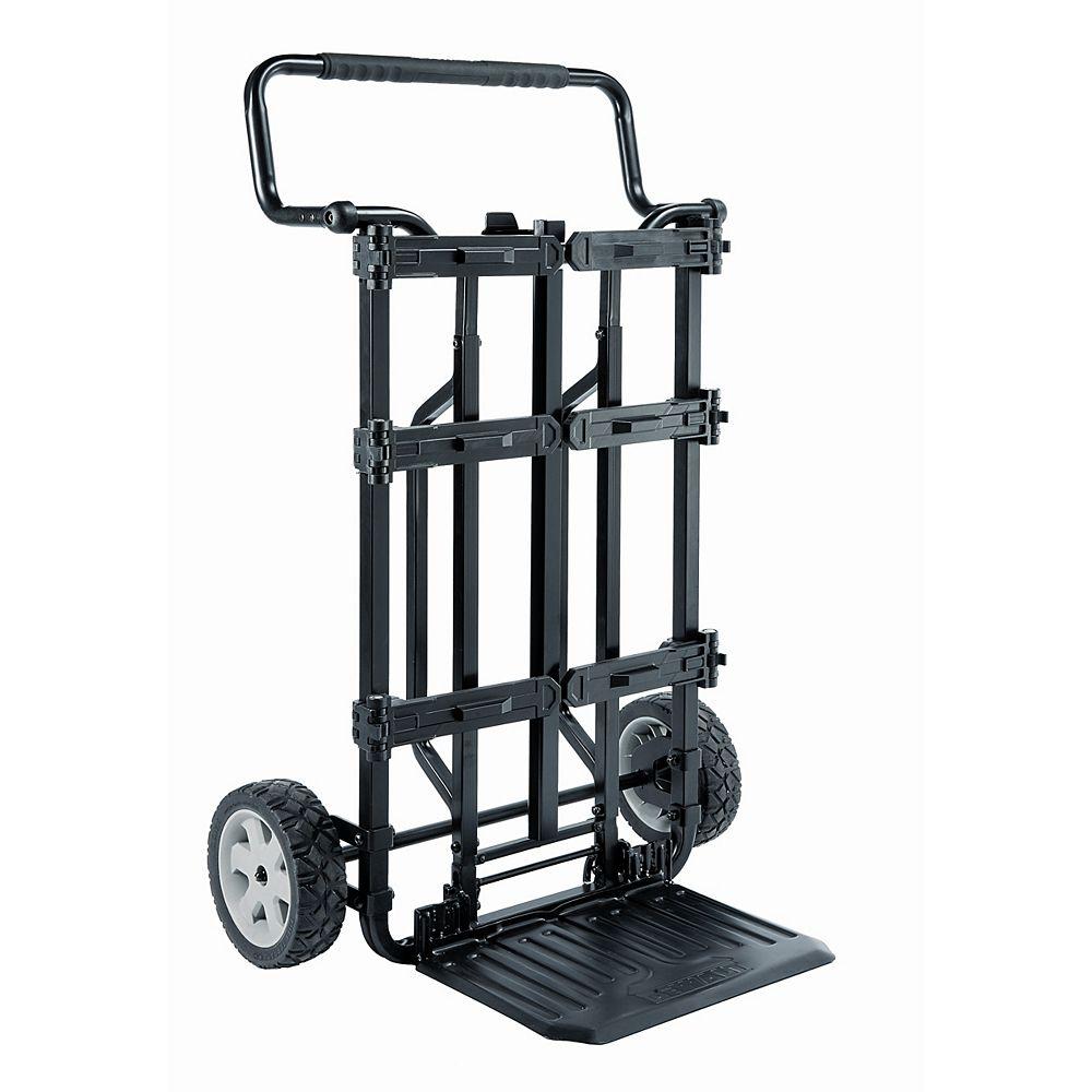 DEWALT ToughSystem 9.6-inch 0-Drawer Utility Cart DS Tool Box Carrier