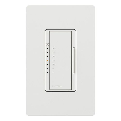 Maestro 5 A Countdown Digital Eco-Timer - White