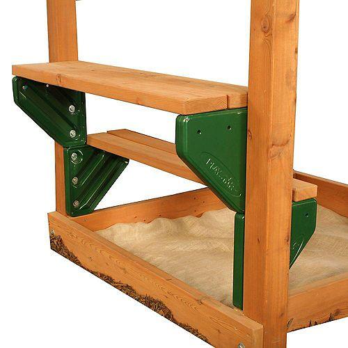 Playground Picnic Table Brackets