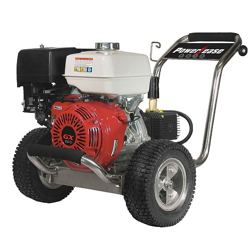 BE Pressure 4000 PSI Pressure Washer (Cold)