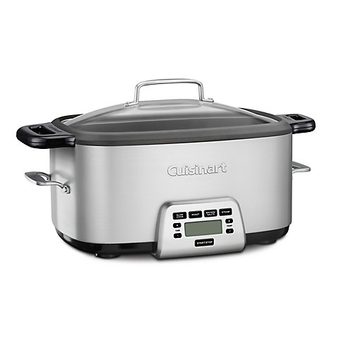 Multicuiseur 4-dans-1 Cook Central de 7 pintes