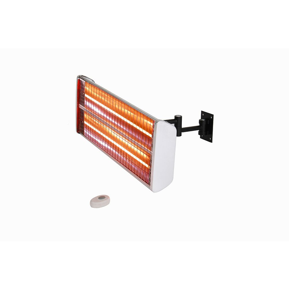 EnerG+ Wall Mounted Infrared Electric Outdoor Heater