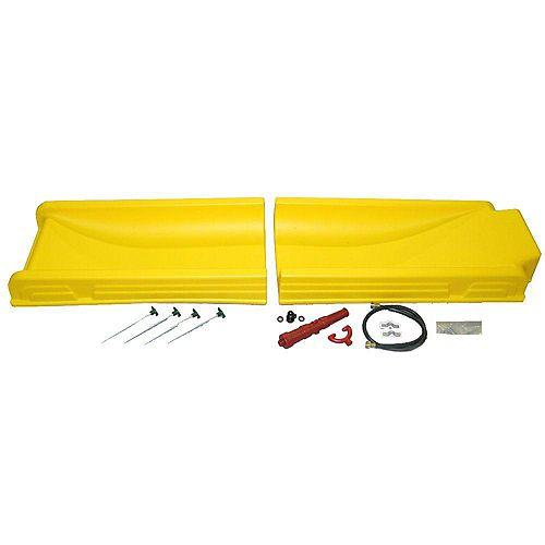 Playground Water Slide Kit