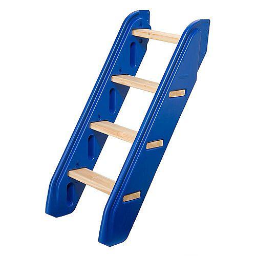 Playground Climbing Steps