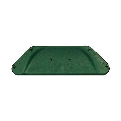 Corner Mount Sand Box Seat