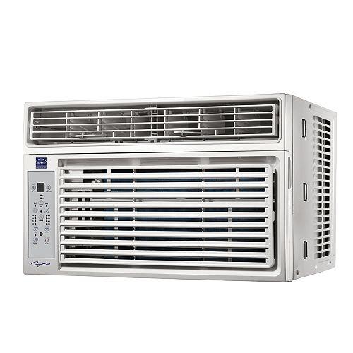 Comfort Aire Window AC 8000 btu w remote - 115 V