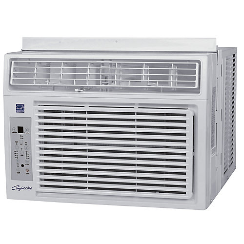 10,000 BTU Window Air Conditioner with Remote and Timer - ENERGY STAR®