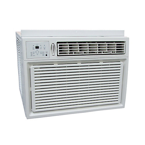 12,000 BTU Window Air Conditioner with Remote and Timer - ENERGY STAR®