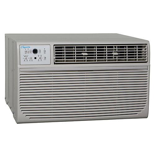 Climatiseur mural 12000 btu refroidissant / chauffage avec  télécommande