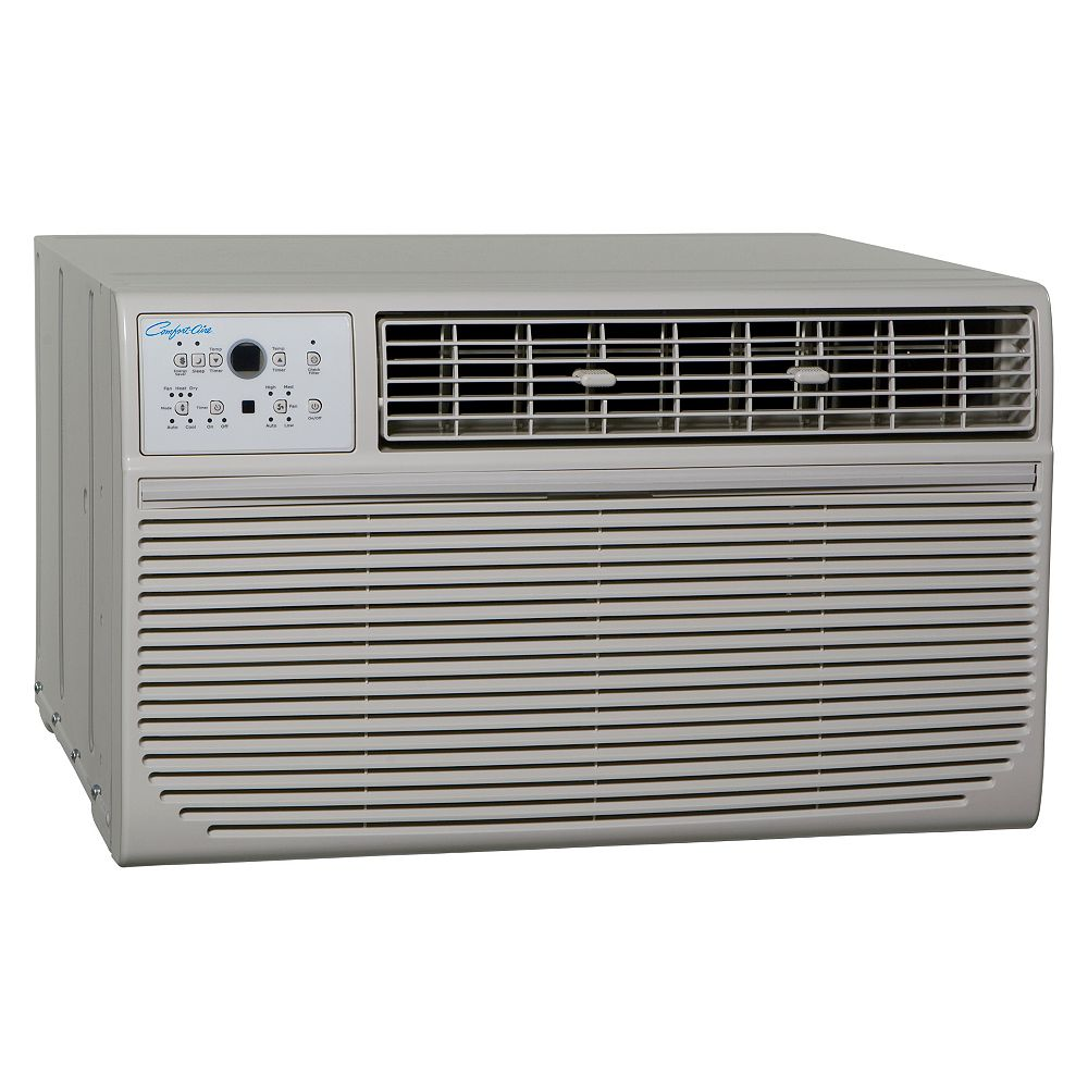 Comfort Aire Thru-The-Wall Heat/Cool Make 12000 Cool /10,000 Btu Heat With Remote 230V