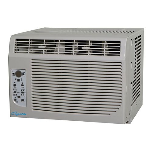 Comfort Aire Window AC 5000 BTU with Remote - 115 V