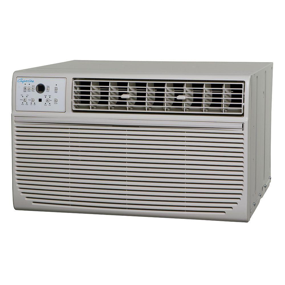 Comfort Aire Thru-The-Wall AC 8000 Btu With Remote 115V