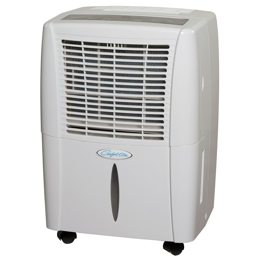 Comfort Aire Déshumidificateur Portatif 30 Chopines 115 V - ENERGY STAR®