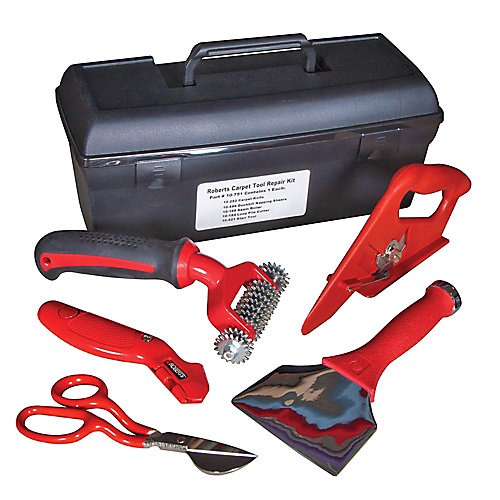 Carpet Tool Rental Kit