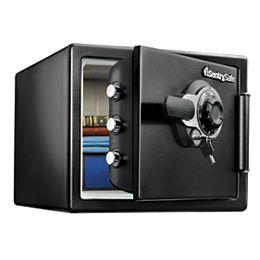FIRE-SAFE combination lock safe