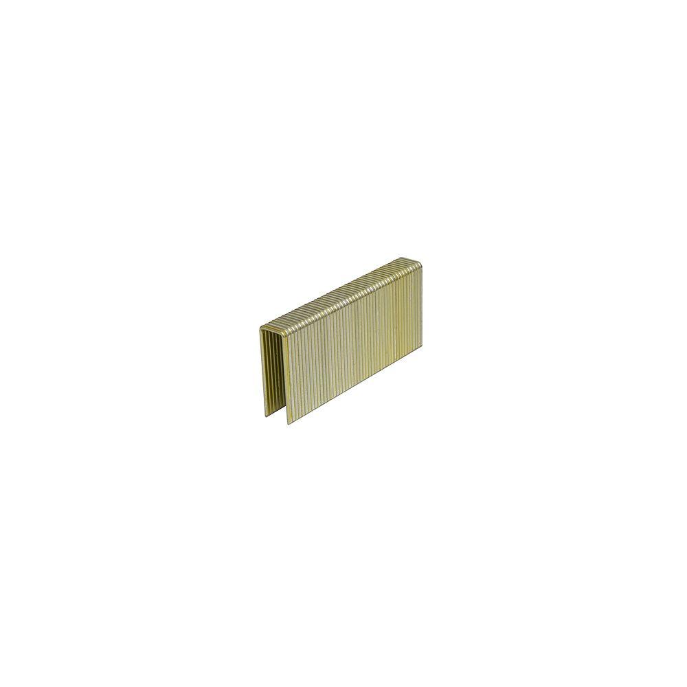 Grip-Rite BOS-MED STPL 16ga 1/2 Inch Crown x 2 Inch Leg. GALV 10,000 Cnt