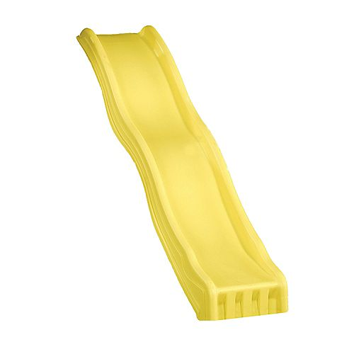 Cool Wave Slide in Yellow