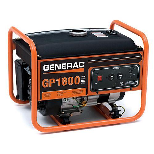 GP 1800W Portable Generator