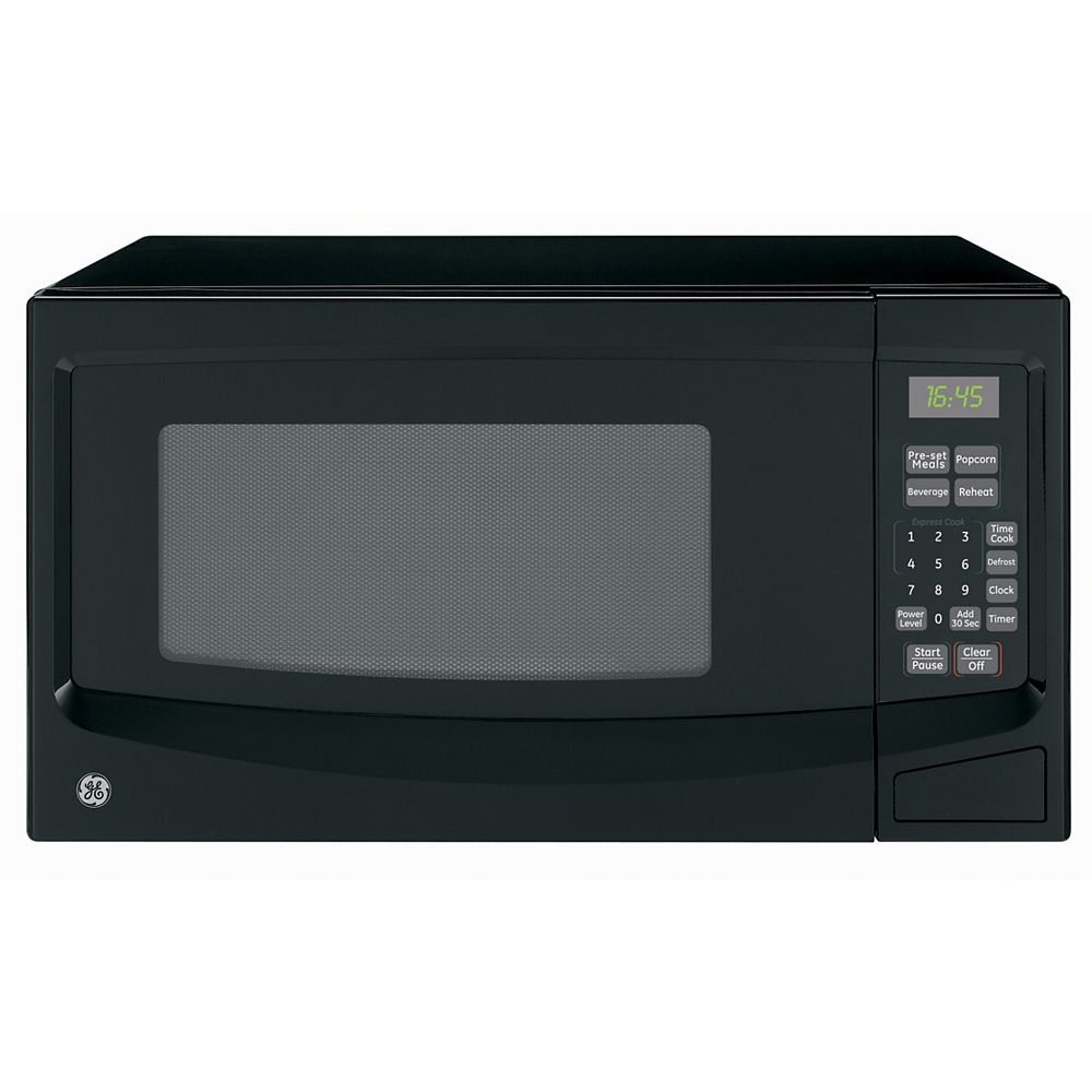 Ge 1 Cuft Countertop Microwave In