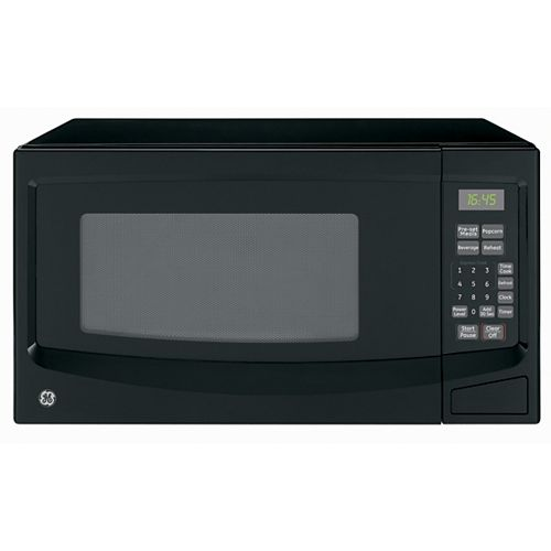 1.1 cuft Countertop Microwave in Black