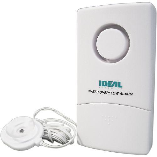 Ideal Security Détecteur d'eau et Alarme Anti débordement