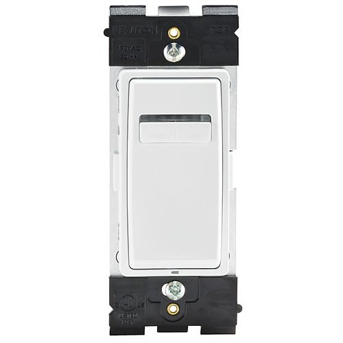 Digital Dimmer (Wallplate not Included) in White