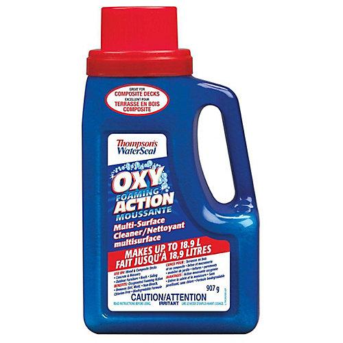 Nettoyant multisurface dextérieur Thompsons WaterSeal Oxy action moussante