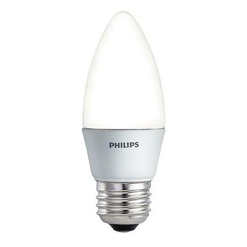 Philips LED 4.5W Chandelier Medium Base Soft White