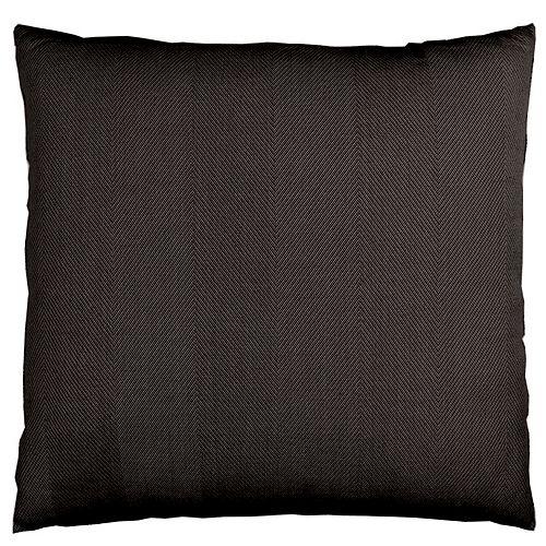 Indoor/Outdoor Cushions in Ebony (2-Pack)