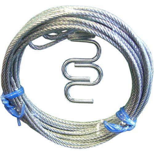 Câbles pour Loquet à Glissoir