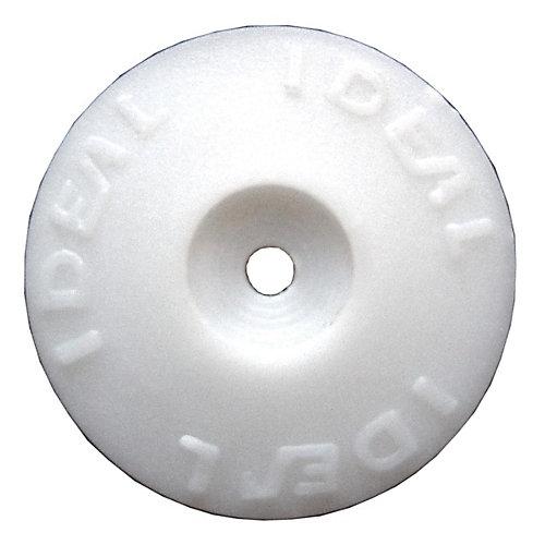 Rondelles en Plastique 500/bte